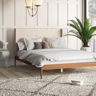 Ellerman Upholstered Platform Bed