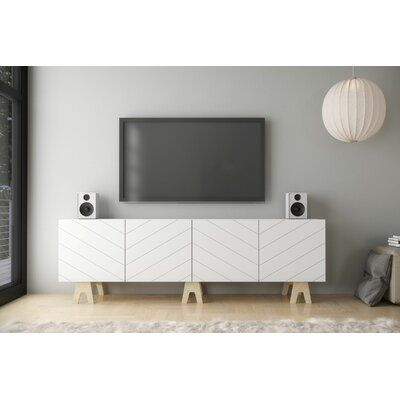 """Falak TV Stand for TVs up to 78"""""""