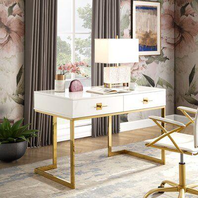 Plumeria Reversible Desk