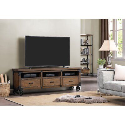 """Glenoe TV Stand for TVs up to 76"""""""