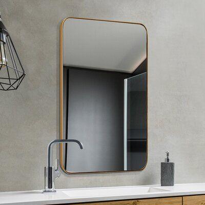 Inman Venetian Accent Mirror