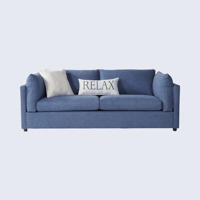 "Arlo 83.5"" Square Arm Sofa"