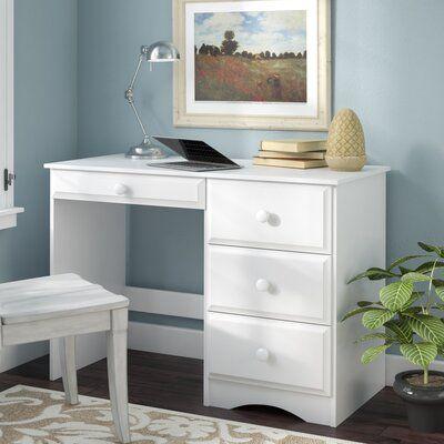 Beedle Solid Wood Desk