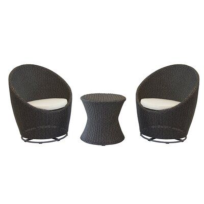 Antwaine Barletta 3 Piece Seating Group with Cushions
