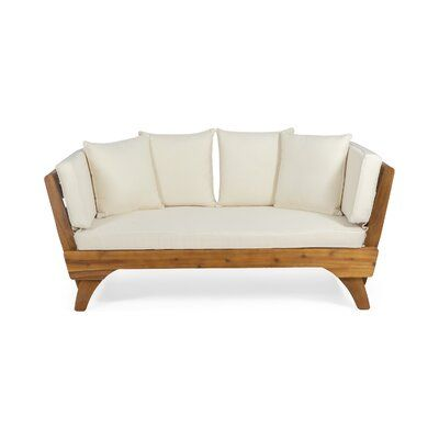 Alamo Patio Daybed with Cushions