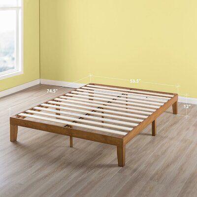 Harlow Platform Bed