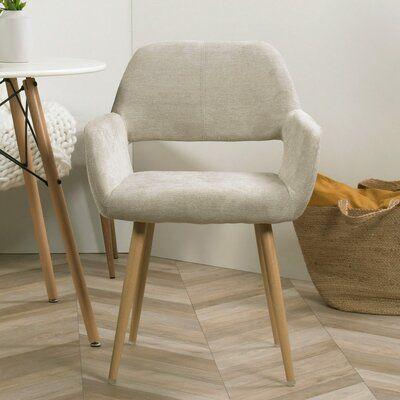 Evgeniya Upholstery Arm Chair