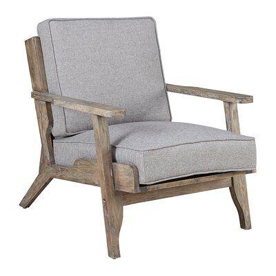 """Gassville 22"""" Armchair"""