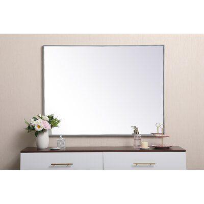 Connerton Modern & Contemporary Accent Mirror