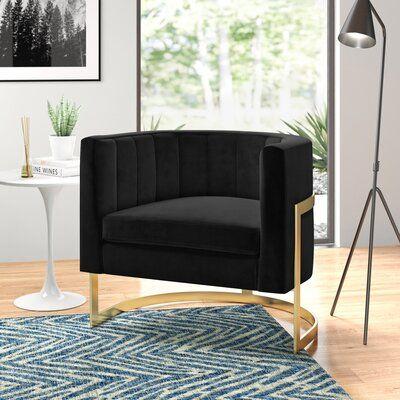 Aristoteles Barrel Chair