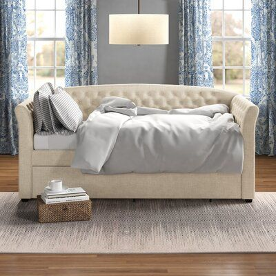 Milligan Twin Daybed with Trundle