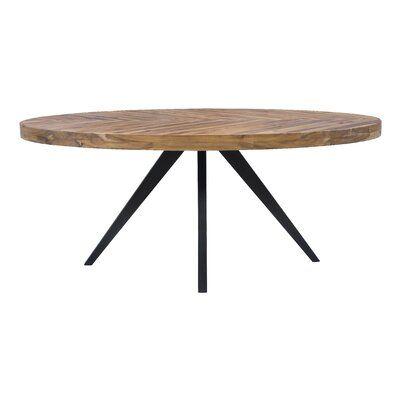 Serita Bar Height Pedestal Dining Table