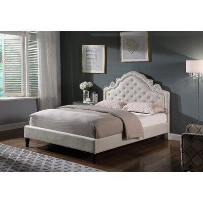Boyden Victoria Upholstered Platform Bed