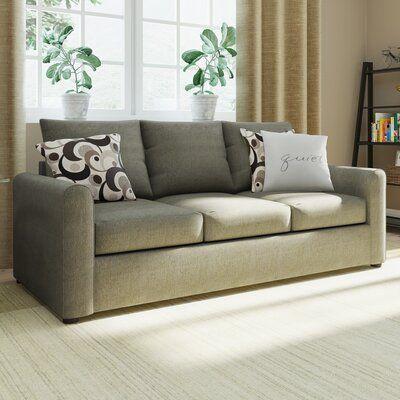 """Murillo 81"""" Square Arm Sofa Bed"""