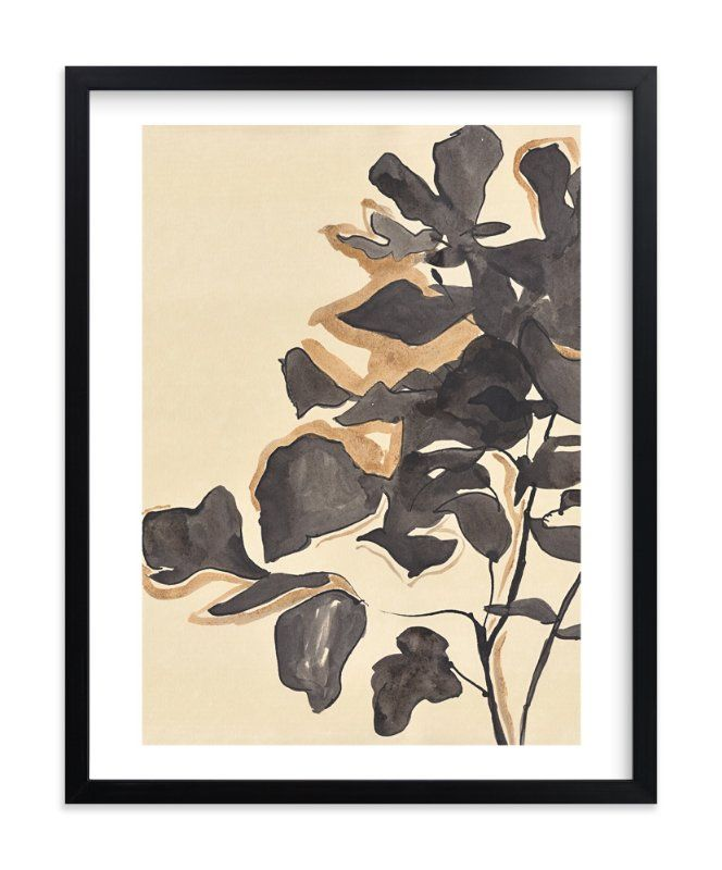 Young Fig Art Print
