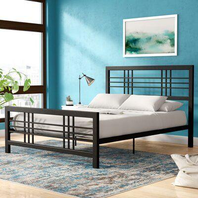 Flovilla Platform Bed