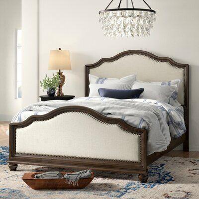 Lavada Upholstered Standard Bed
