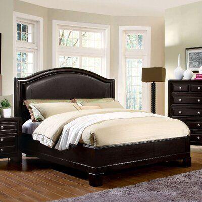 Laskowski Upholstered Platform Bed