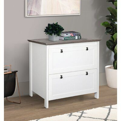 Hummelstown 2-Drawer Lateral Filing Cabinet