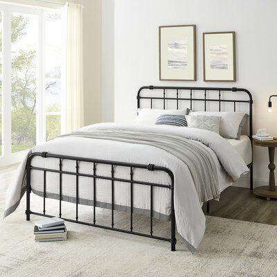 Lisbeth Metal Bed Frame