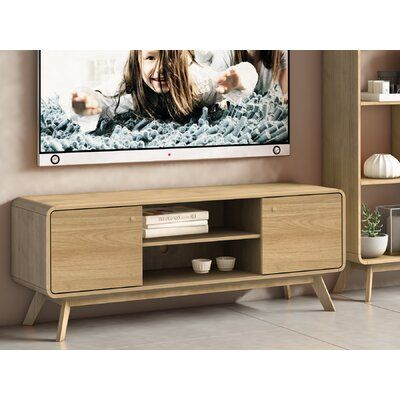 """Justine TV Stand for TVs up to 60"""""""