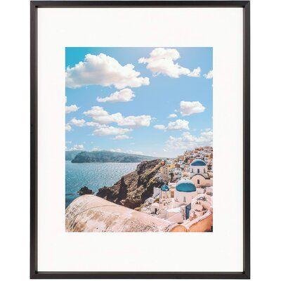 Norcross Aluminum Thin-Border Design Picture Frame