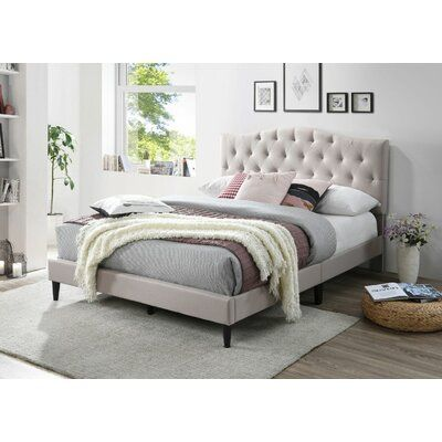 Lakeville Upholstered Platform Bed