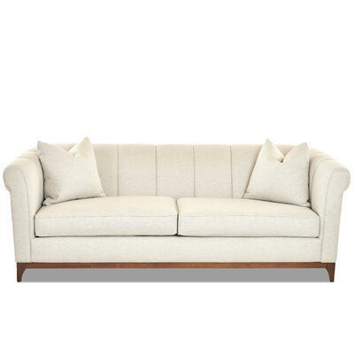 "Noemi 89"" Rolled Arm Sofa"