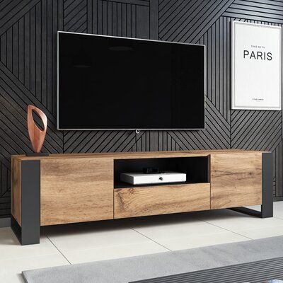 Hingham TV Stand for TVs up to 78 inches