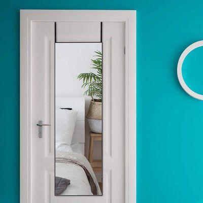 Derreon Over the Door Full Length Mirror