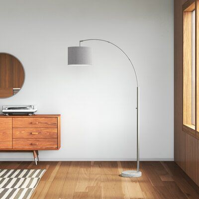 """Montes 73.5"""" Arched Floor Lamp"""