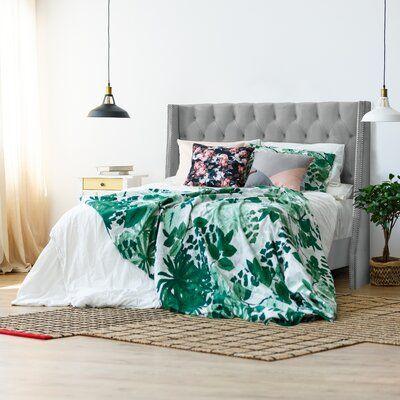 Kendrick Upholstered Panel Bed