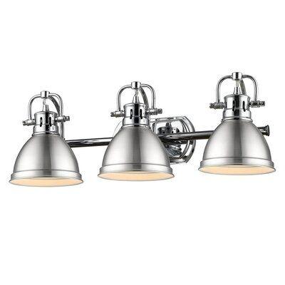 Drakeford 3-Light Vanity Light