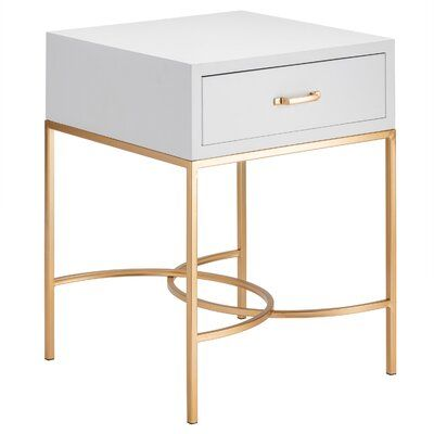Menekse 1 - Drawer End Table