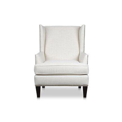 "Helladius 23"" Wingback Chair"