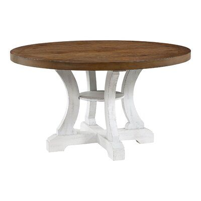 Naswith 54'' Trestle Dining Table