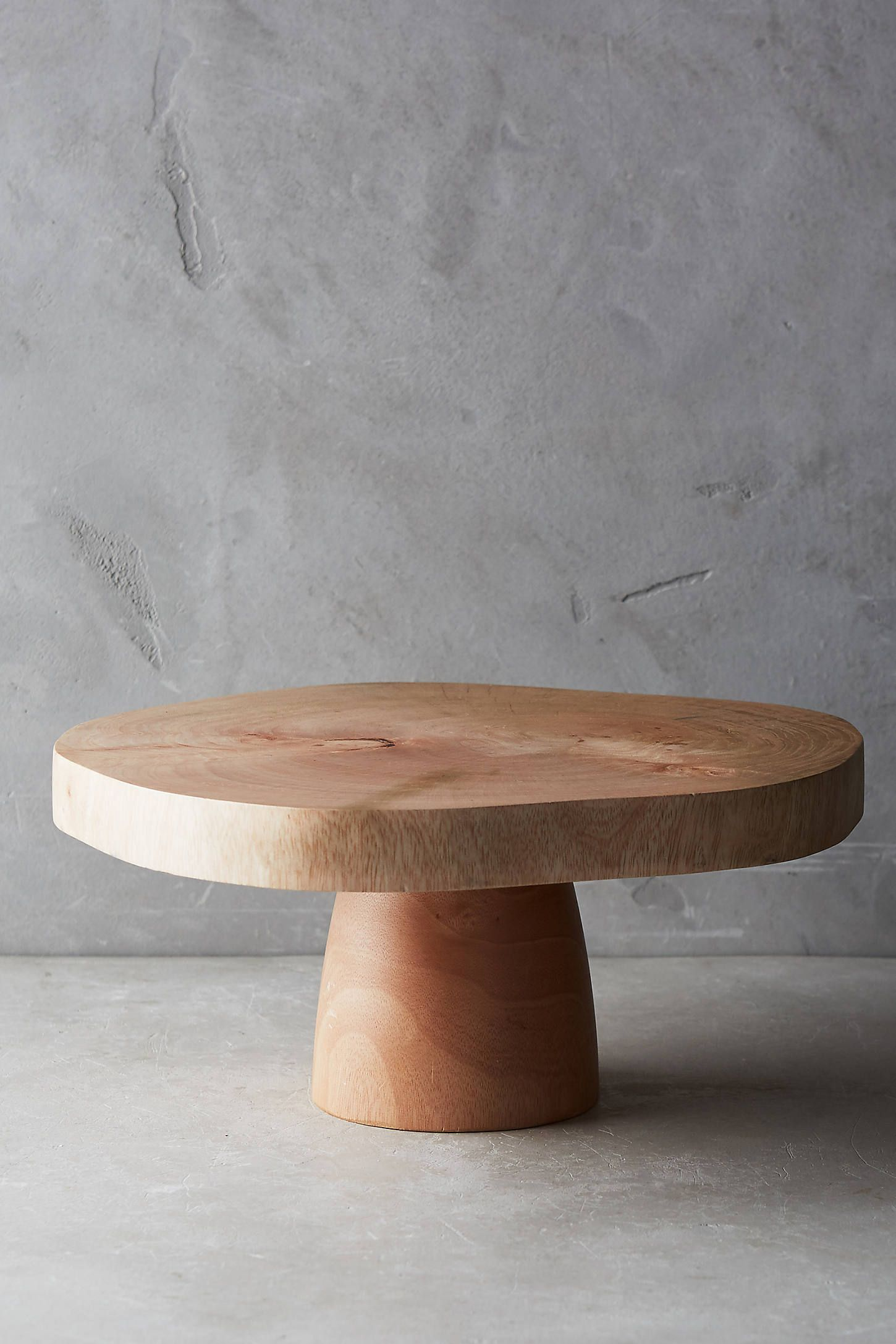 Forest Floor Cake Stand