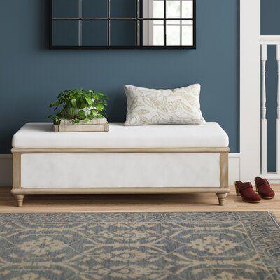 Somerby Upholstered Storage Bench
