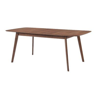 Abbigail Butterfly Leaf Dining Table