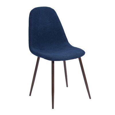Charlton Vintage Upholstered Side Chair (Set of 4)