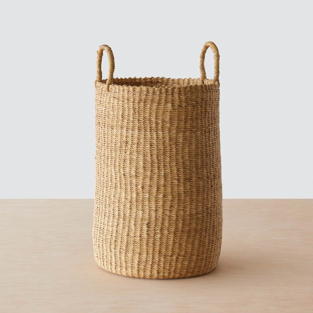 Bolga Tall Basket By The Citizenry