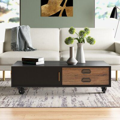 Oden Coffee Table with Storage