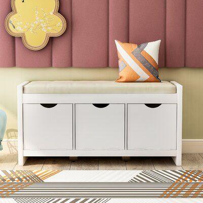 Navarette Cabinet Storage Bench