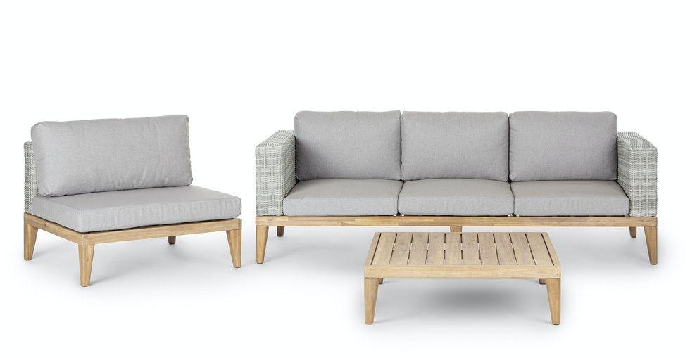 Urba Beach Sand Sofa Set