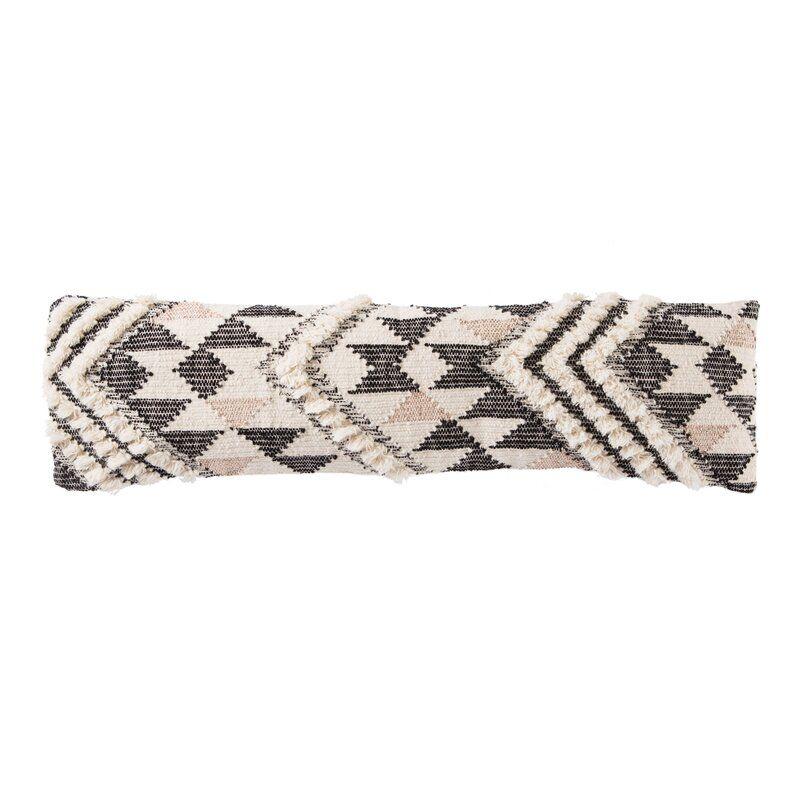 Nomadic Wool Lumbar Pillow Fill Material: Down