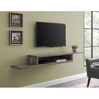"""Vidalia Floating TV Stand for TVs up to 88"""""""