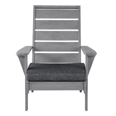 Katniss Patio Chair with Cushions