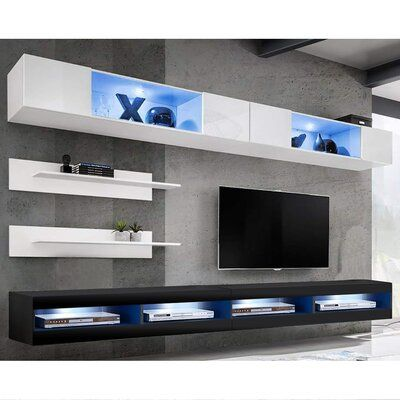 Balla Floating Entertainment Center for TVs up to 70 inches