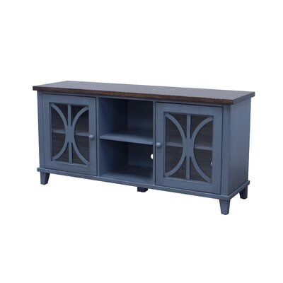 """Rabinowitz TV Stand for TVs up to 78"""""""