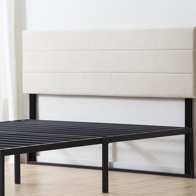 Austwell Upholstered Panel Headboard